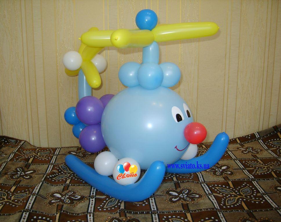 Как сделать танк из воздушных шаров пошаговая инструкция